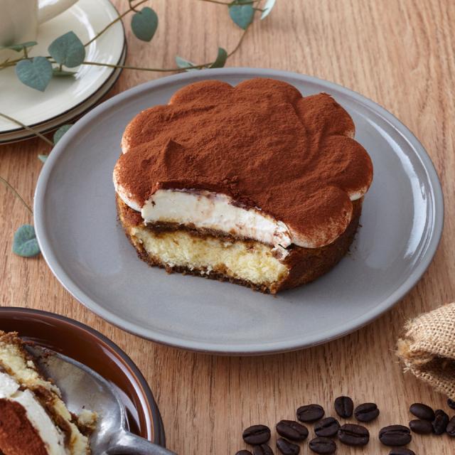 プレミアムティラミス お取り寄せケーキ★いつでも出来立ての美味しさ