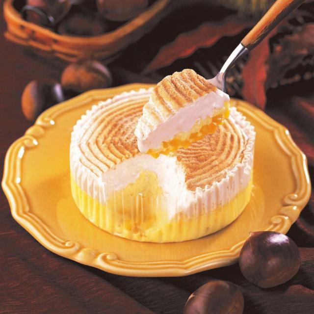 秋冬限定★とろけるモンブラン お取り寄せケーキ★いつでも出来立ての美味しさ