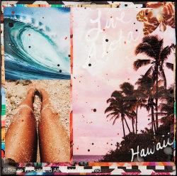 LIVE ALOHA, HAWAII