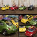 ★ダイキャストミニカー【Volkswagen New Beetle w/ Surfboard】 1/32★