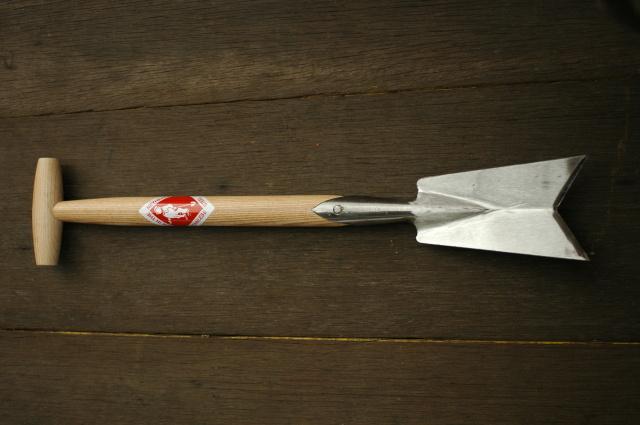 移植ごて 42センチ柄/Transplanting Hand Spade      【Sneeboer社/オランダ製】