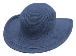 帽子デニム