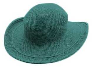 帽子クールブルー