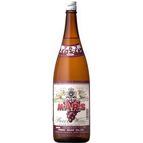 マルス スイートワイン 白 12度 1800ml