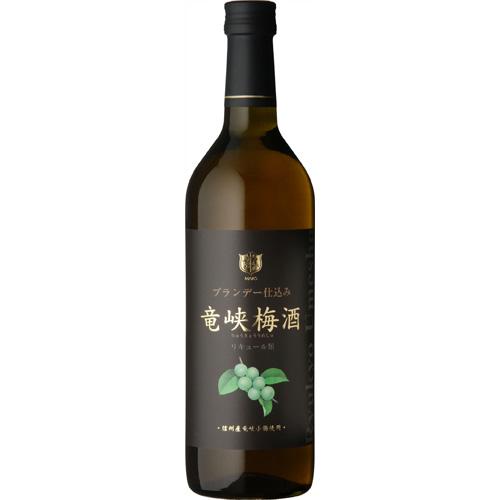竜峡梅酒 14度 720ml