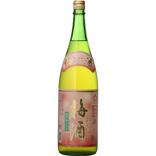 タカラボシ梅酒 14度 1800ml