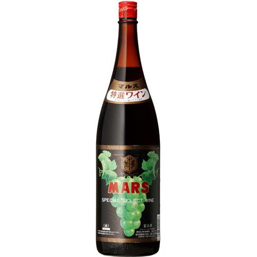 特選ワイン 赤 12度 1800ml