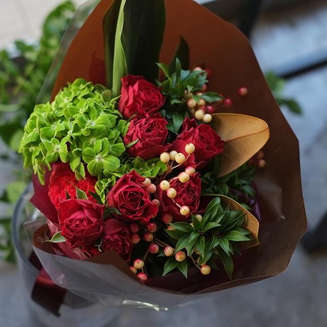 花束|季節花おまかせ|6,000円|GB15290019