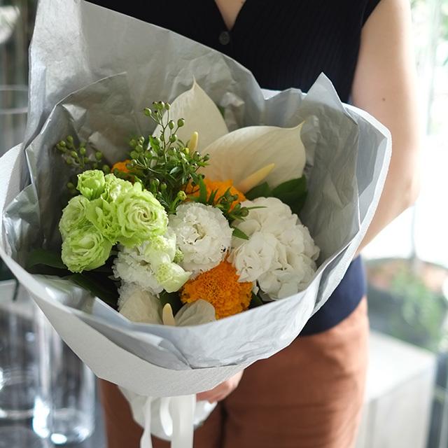 花束|季節花おまかせ|7,000円|GB1529016