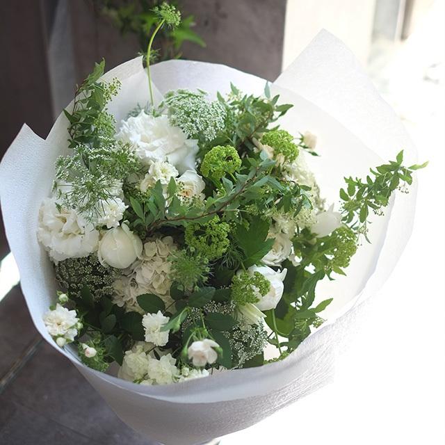 ウェディング花束