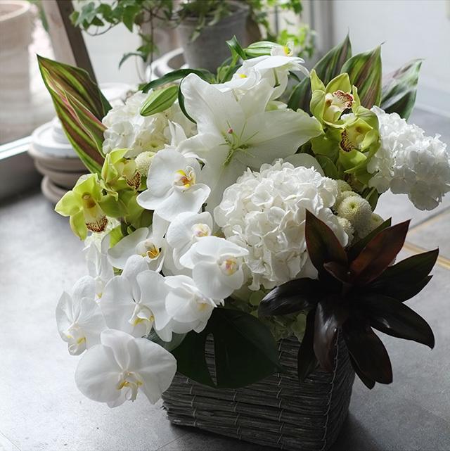 男性向け御祝い花