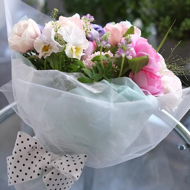 バースデーギフト花束