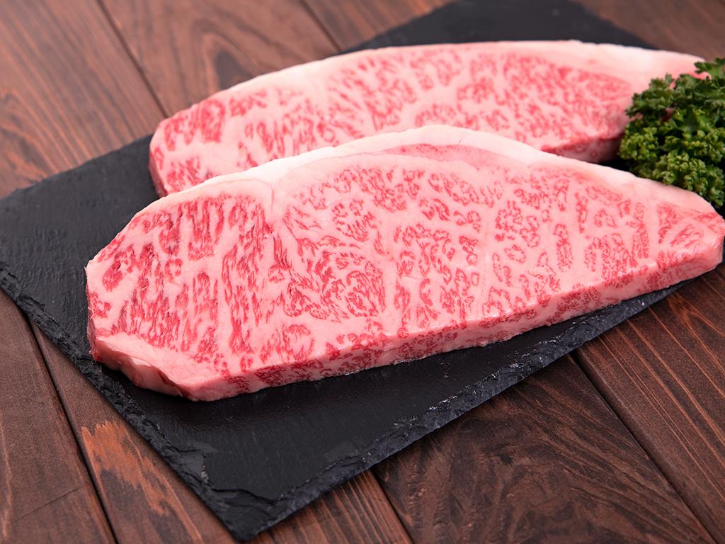 「福島牛」サーロインステーキ用 250g×2枚