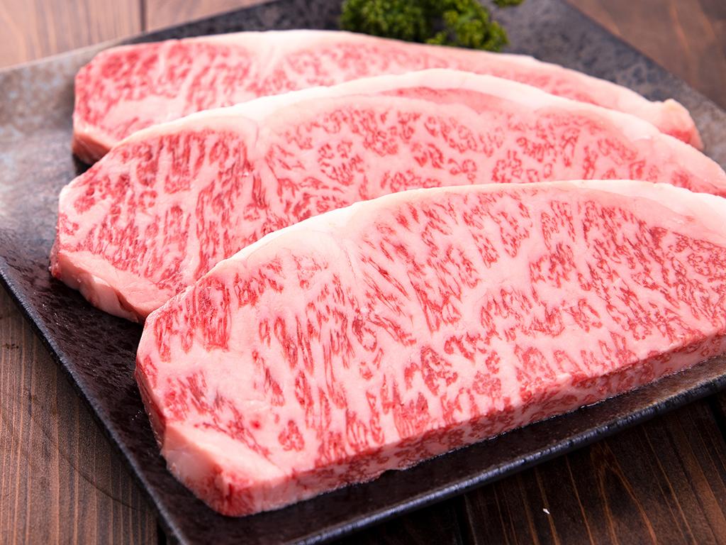 「福島牛」サーロインステーキ用 250g×3枚
