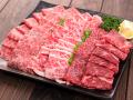 「福島牛」モモ・バラ・肩焼肉用[カルビ風] 800g