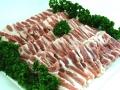 HBY-9麓山高原豚バラ焼肉用900g