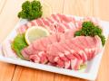 「麓山高原豚」焼肉セット ロース、バラ 各350g