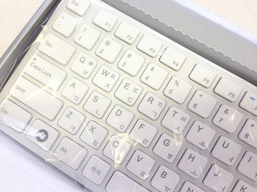 KR-6402 USB Keyboard With The Newest Key Shape