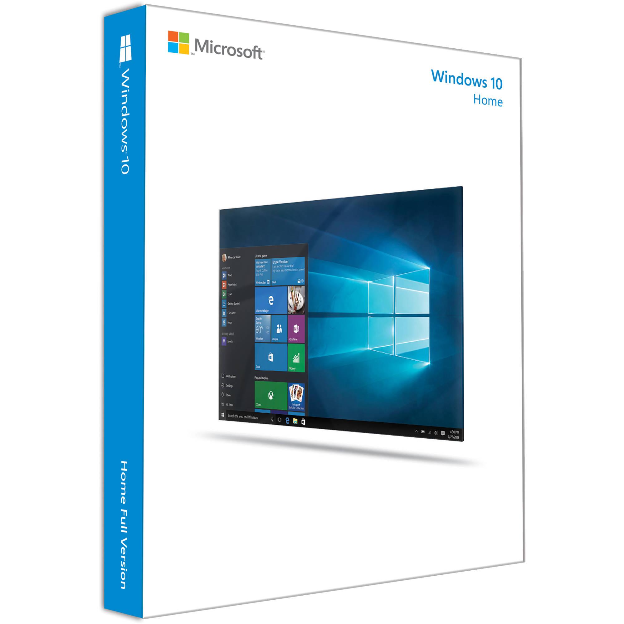 【英語版OS】Microsoft Windows 10 Home<正規品>