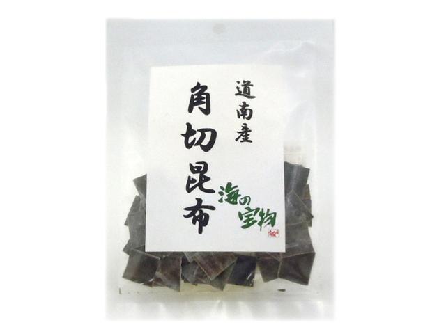 北海道産角切昆布十グラムハート型昆布いり