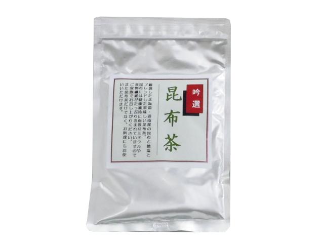 徳用昆布茶二百グラム