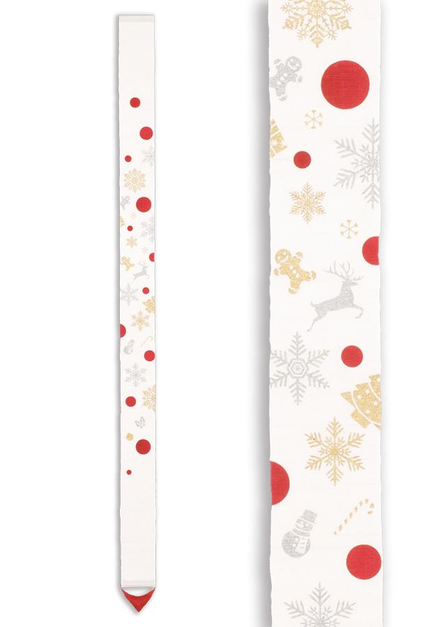 【洛柿庵】細タペストリー「クリスマス」