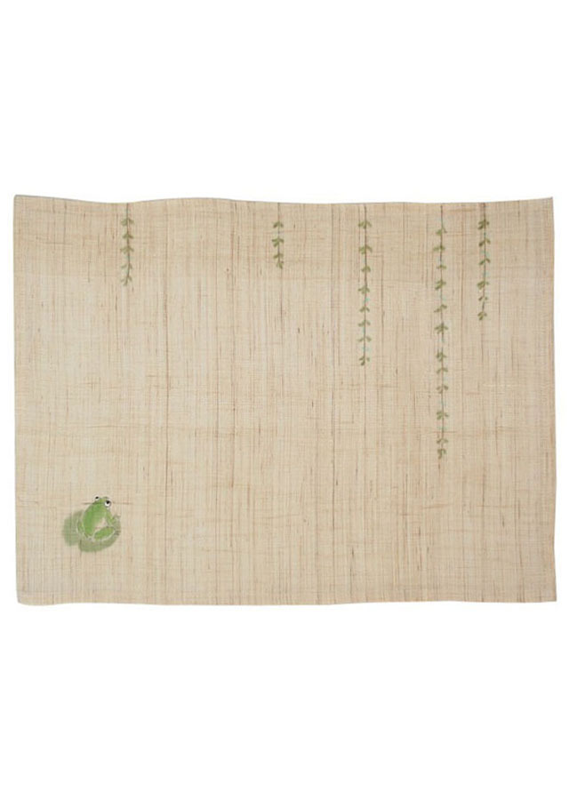 【祇園祭期間・限定品】ランチョンマット「青やなぎ 2枚セット」