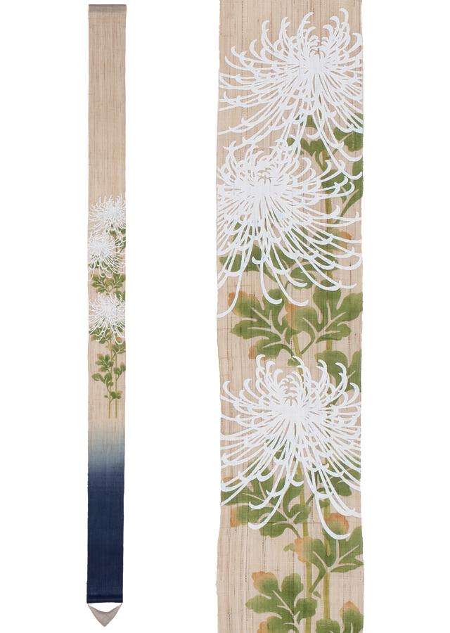 細タペストリー「大糸菊」