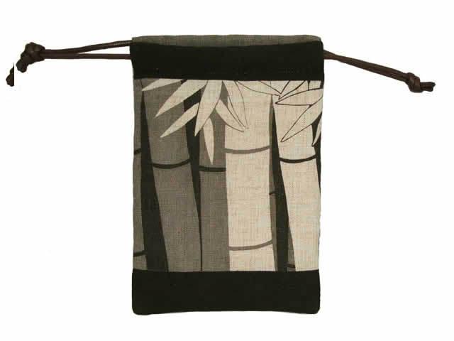 ココチヤ ミニ巾着「竹」