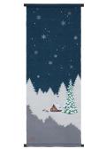 タペストリー「ホワイトクリスマス」