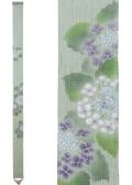 細タペストリー「紫陽花」
