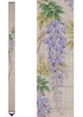 細タペストリー「藤紫」