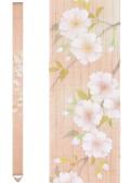 細タペストリー「八重桜」