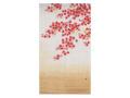 【洛柿庵】のれん「紅葉の宴」