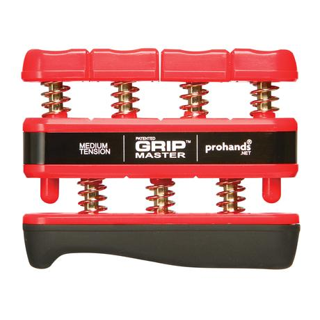 Prohands GRIPMASTER Red -Medium/7.0lb