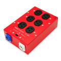 FOOL'S GOLD 電源タップ コンセントボックス D-6X +  GPC-1/2m