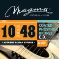 Magmaストリングス EXTENDED DURABILITY COATED PHOSPHOR BRONZE GA120P