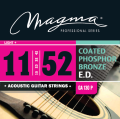 Magmaストリングス EXTENDED DURABILITY COATED PHOSPHOR BRONZE GA130P