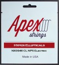 Apexストリングス Hyper-Ellipticals Electric String  NX0946