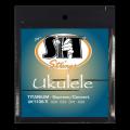SITストリングス チタニウムナイロン ウクレレ弦 UK110S-TI
