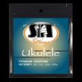 SITストリングス チタニウム バリトン・ウクレレ弦 UK120B-TI