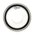 【2プライ】AQUARIAN Drumhead Performance II Clear w/Power Dot