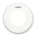 【1プライ】AQUARIAN Drumhead Power-Thin Coated w/Power-Thin Dot