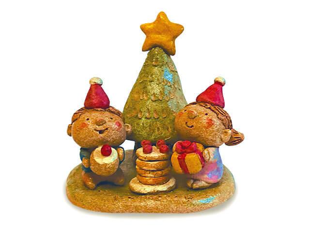 クリスマスツリーセット(2人)
