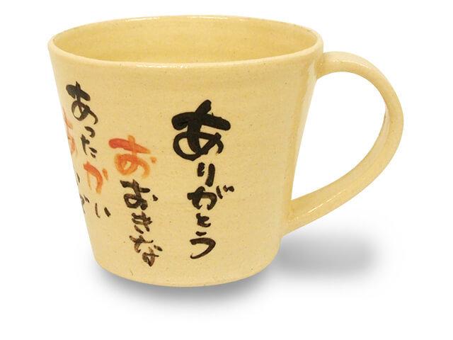 書家 蓮々 母の日マグカップ