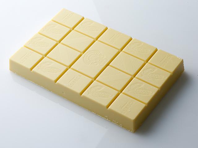 カカオ33% クーベルチュール ホワイトチョコレート ヴァイス ブロックタイプ 2.5kg