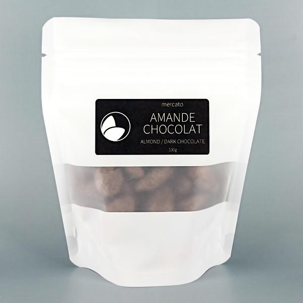 アマンドショコラ(アーモンドチョコレート) 100g