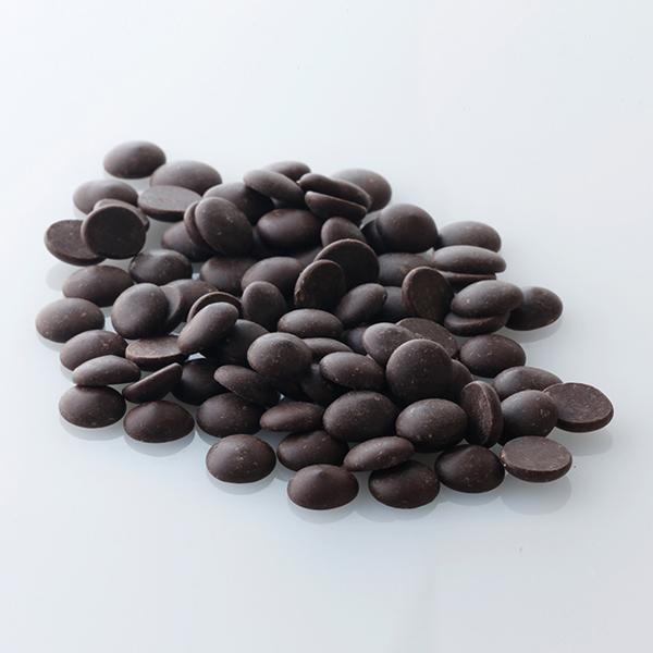 カカオ60% ダークチョコレート クーベルチュール フェーマルン チップ