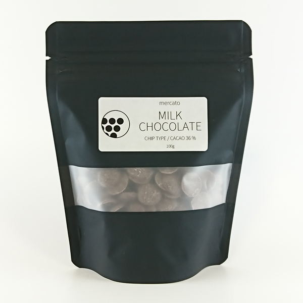 カカオ38% ドイツ製ミルクチョコレート 100g