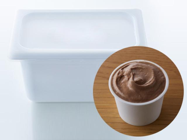 ジェラート チョコレート70% 2Lボックス